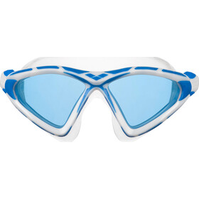 arena X-Sight 2 Masker, clear-blue-blue